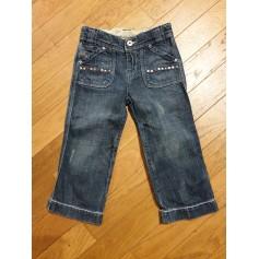Jeans large, boyfriend Diesel Kid  pas cher