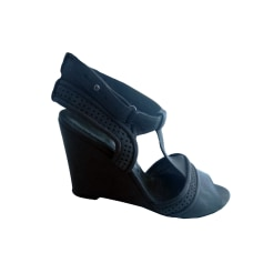Wedge Sandals Comptoir Des Cotonniers