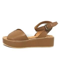Sandales compensées Minka Design  pas cher