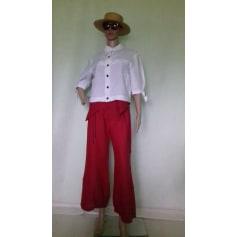 Tailleur pantalon Liliane H  pas cher