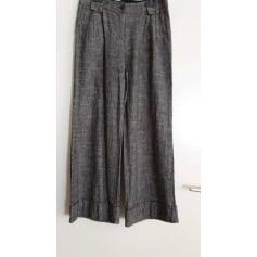 Pantalon large 2026  pas cher