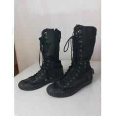 Chaussures à lacets  G-Star  pas cher