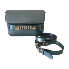 Leather Shoulder Bag Proenza Schouler