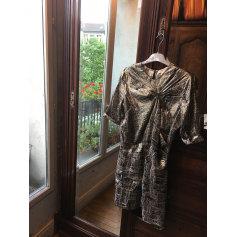 Robe courte Isabel Marant For H&M  pas cher