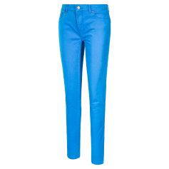 Pantalon slim, cigarette Adidas  pas cher