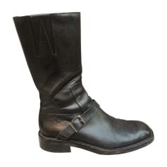 Biker Ankle Boots Gucci