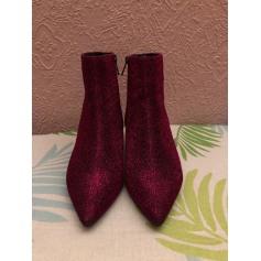 Bottines & low boots à talons Forever 21  pas cher