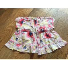 Blouse, Short-sleeved Shirt Confetti pour Absorba