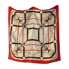 Silk Scarf Cartier