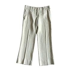 Pantalon large Blumarine  pas cher