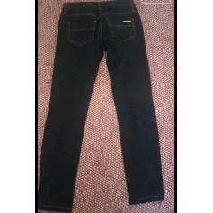 Jeans slim Elisabetta Franchi  pas cher