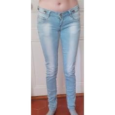 Jeans slim Monday Denim  pas cher