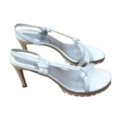 Sandales à talons Versace  pas cher