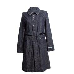 Manteau en jean Diesel  pas cher