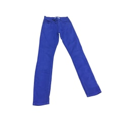 Pantalon slim, cigarette Comptoir Des Cotonniers  pas cher