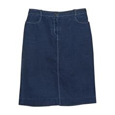 Jupe en jean Céline  pas cher