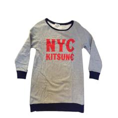 Robe pull Maison Kitsuné  pas cher