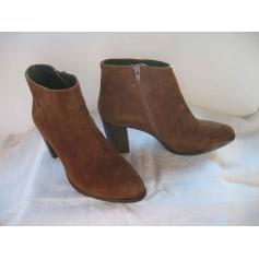 Bottines & low boots à compensés Basta Cosi  pas cher