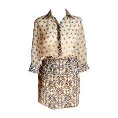 Robe courte Pierre Balmain  pas cher