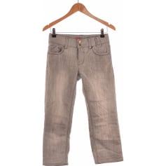 Jeans droit Cache Cache  pas cher