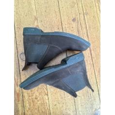 Bottines & low boots plates Décathlon  pas cher