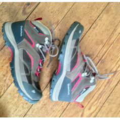 Chaussures à lacets  Décathlon  pas cher