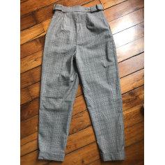 Pantalon carotte H&M  pas cher