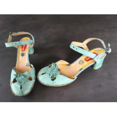 Sandales à talons Clarks  pas cher