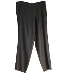 Pantalon large DKNY  pas cher