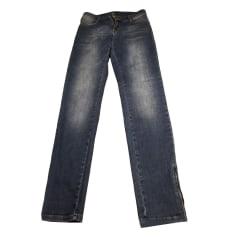 Jeans slim Pinko  pas cher