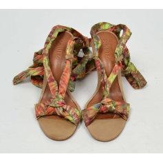 Sandales à talons Schutz  pas cher