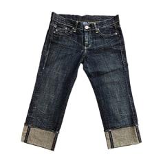 Jeans droit Victoria Beckham  pas cher