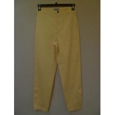 Pantalon droit Colours Of The World  pas cher