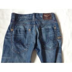 Straight Leg Jeans Freeman T Porter
