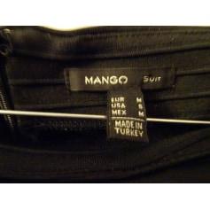 Jupe mi-longue Mango  pas cher