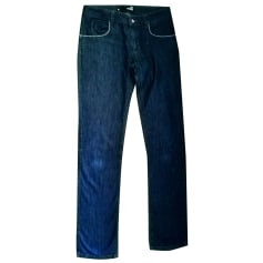 Jeans droit Love Moschino  pas cher
