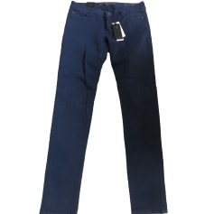 Pantalon slim, cigarette Guess  pas cher