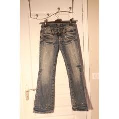 Jeans évasé, boot-cut RWD  pas cher