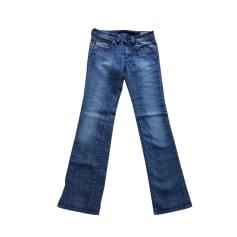 Pantalon droit Diesel  pas cher