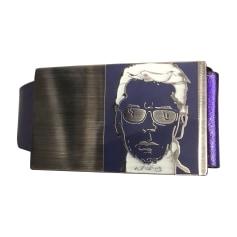 Ceinture fine Karl Lagerfeld  pas cher