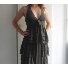 Robe dos nu Zara  pas cher