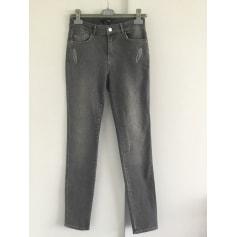 Jeans slim Etam  pas cher