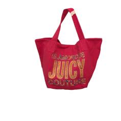 Sac à main en tissu Juicy Couture  pas cher