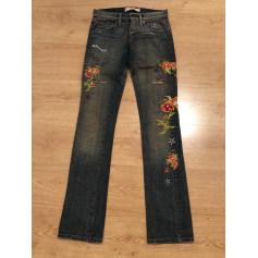 Jeans évasé, boot-cut Bray Steve Alan  pas cher