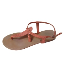 Flat Sandals Comptoir Des Cotonniers