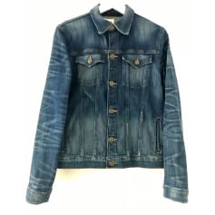 Veste en jean Hudson Jeans  pas cher
