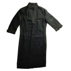 Robe mi-longue Adolfo Dominguez  pas cher