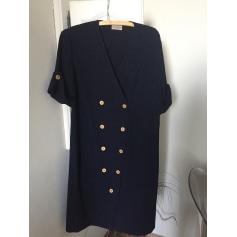 Robe mi-longue Devernois  pas cher