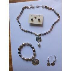 Parure bijoux Monet  pas cher