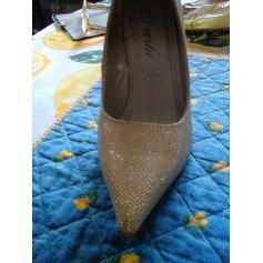 Chaussures de danse  La Halle Aux Chaussures  pas cher